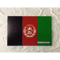 Aimant drapeau de l'Afghanistan