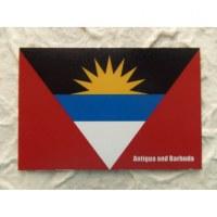 Aimant drapeau Antigua et Barbuda