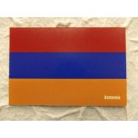 Aimant drapeau Arménie