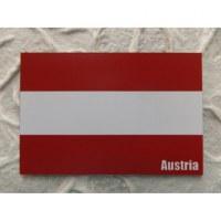Aimant drapeau de l'Autriche
