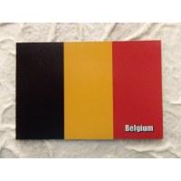 Aimant drapeau Belgique