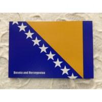 Aimant drapeau Bosnie Herzégovine