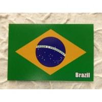 Magnet drapeau Brésil