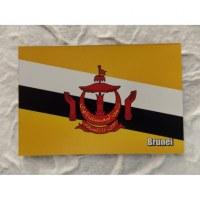 Aimant drapeau du Bruneï