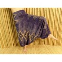 Sarouel violet peps