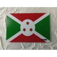 Aimant drapeau Burundi