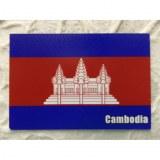 Aimant drapeau Cambodge