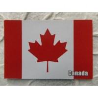 Aimant drapeau Canada