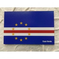 Aimant drapeau Cap Vert