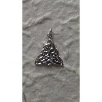 Pendentif triangle celte