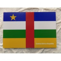Aimant drapeau Centrafrique