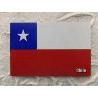 Aimant drapeau Chili
