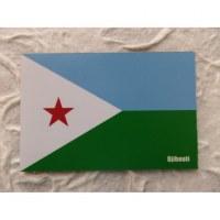 Aimant drapeau Djibouti