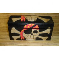 Petit coffre pirate