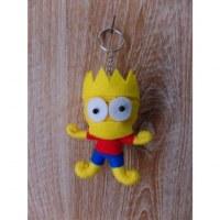 Porte-clés Bart