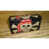 Mini coffre pirate