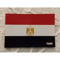 Aimant drapeau Egypte