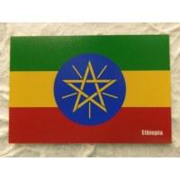 Aimant drapeau Ethiopie