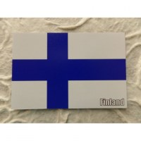 Aimant drapeau Finlande