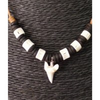 Collier Papara dent de requin mako 1