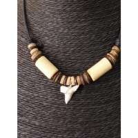 Collier Papara dent de requin mako 2