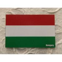 Aimant drapeau Hongrie