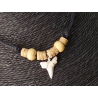 Collier Papara dent de requin mako 3