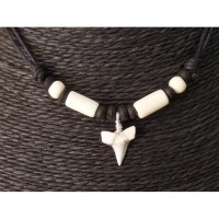 Collier Papara dent de requin mako 4