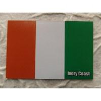 Aimant drapeau Côte d'Ivoire