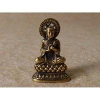 Bouddha dharmachakra mudra
