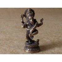 Ganesh et le serpent gris