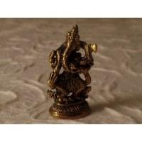Dieu Ganesh et le serpent