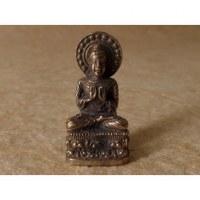 Bouddha gris abhaya