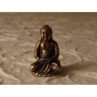Miniature Bouddha en méditation