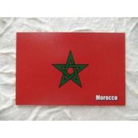 Aimant drapeau Maroc