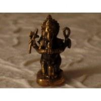 Ganesh à genoux