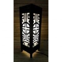 Lampe blanche zen