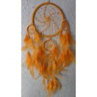 Attrape rêves orange Apurina