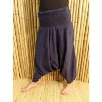 Pantalon Bagmati bleu marine