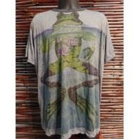 Tee shirt grenouille