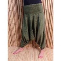 Pantalon Bagmati kaki