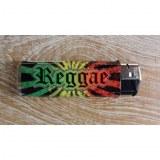 Briquet rasta style reggae