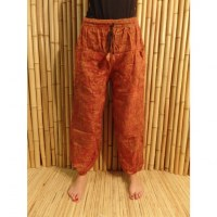 Pantalon Dolpo orange