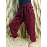 Pantalon Dolpo bordeaux