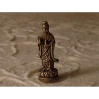 Miniature Bouddha Bhaishavaguru debout