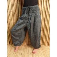 Pantalon Jafar gris anthracite