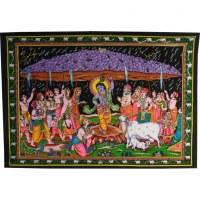 Petite tenture Sri Giriraj