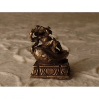 Ganesh sur une conque