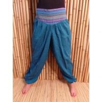 Pantalon bleu Karnali