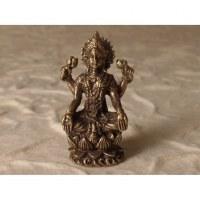 Miniature Shiva gris
